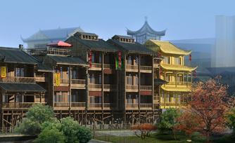 中国建立的第一个国家级森林公园3