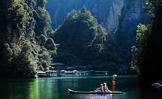 张家界宝峰湖旅游实业发展有限公司3